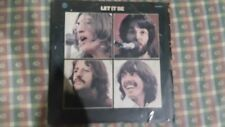 The Beatles - Let It Be - Vinyl - Made in the Philippines - Good to Very Good