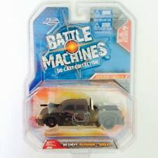 "Hotwheels  / JADA BATTLE MACHINE '99 Chevy Silverado "" DOOLEY "" Black - Hot Pick"