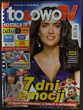 SALMA HAYEK  mag.FRONT cover,Poland  Anthony Hopkins