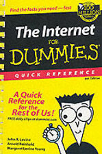 Internet for Dummies: Quick Reference (For Dummies: Quick Reference (Computers))