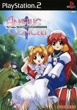 Used PS2 Angelic Concert Japan Import (Free Shipping)