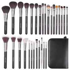 Docolor 29Pcs Professional Makeup Brushes Set Goat Hair Foundation Eyeshadow Kit