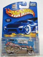 HOT WHEELS 2003  RAIL RODDER  COLLECT. #121 35th ANNIVERSARY