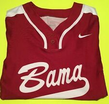 Women's College NIKE Alabama Crimson Tide M Jersey 707184 Softball NCAA SEC
