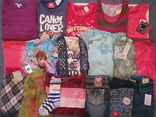 NWT Girls Fall School Clothes Lot 10 10/12 Mudd Gap Disney Revolt Dress Outfits