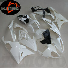 New ABS Injection Unpainted BodyWork for BMW S1000RR Race Fairing Set Kit 2015 W