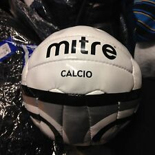 MITRE calcio MATCH  IN  WHITE AT£4.40 EACHSIZE   3   1 YEAR GURANTEE shape and s
