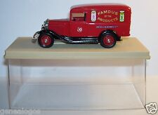 OLD ELIGOR FORD 1932 FAMOUS PRODUCTS BLACKWELL BOX 1/43