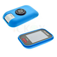 Outdoor Road/Mountain Bike Cielo Azul Rubber Case Para Bicicleta GPS Polar V650