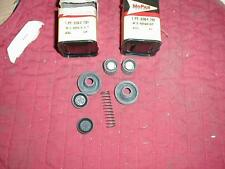 NOS MOPAR 1960-67 A BODY REAR WHEEL CYLINDER PISTON  KITS ALL W/ 9 INCH