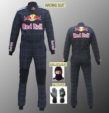 Red Bull Go-kart hobby race suit