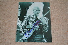 JENNIFER BATTEN signed Autogramm 18x24 cm In Person MICHAEL JACKSON