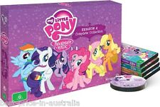 My Little PONY: FRIENDSHIP Is MAGIC: SEASON 4 Complete Collection DVD BR..NEW R4