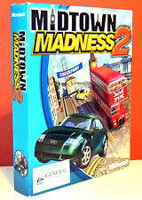 Midtown Madness 2 PC (Complete in Big Box)