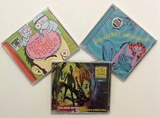 LOT 3 New Bomb Turks CD's Greaseball Melodrama Night Before Switchblade Tongues