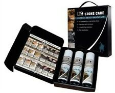 LTP Stone Care Kit sealing cleaning granite marble worktop fireplace showers