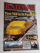 The Railway Magazine , May 2012.