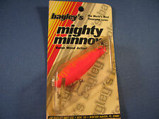 BAGLEY  DIVING  MIGHTY MINNOW 2   FISHING LURE  115