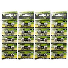 40PCS AG7 LR57 195 395 LR926 LR927 1.5V Alkaline Button Watch Battery HyperPS