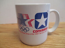 "CONVERSE Official Shoe of  the 1984 OLYMPIC LA GAMES 4"" Mug MICHAEL JORDAN"
