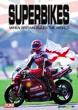 Superbikes - When Britain Ruled the World (New DVD) Fogarty Chili Whitham etc