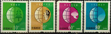 China Used Stamps - 4 pcs Assorted Stamps