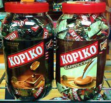 Kopiko Coffee & Cappuccino Candy 200 pcs each Flavor