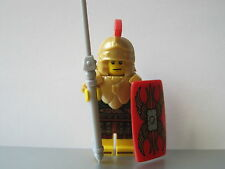 Lego Custom ROMAN Legionary SOLDIER MINIFIG Fully Equiped NEW Gold Version