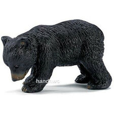Schleich 14326 Black Bear Cub Toy Wild Animal Figurine - NIP