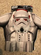 NEW!  Star Wars Rogue One Stormtrooper Deluxe Costume Set New! Boys 4-6