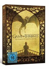 Game of Thrones - Die komplette 5. Staffel [5 DVDs] NEU DEUTSCH Season 5 DVD GoT