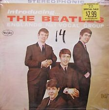 The Beatles-Introducing...The Beatles, Englands No.1 Vocal Group-Vee Jay Records