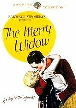 MERRY WIDOW Region Free DVD - Sealed