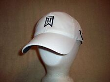 TIGER WOODS COLLECTION Hat Ball Cap Nike White 20XI Vr Size L/XL Flexfit Golf