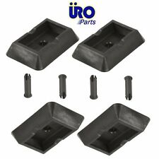 BMW E38 E39 E53 X5 Set Of 4 Jack Plug Cover Pads URO 51 71 7 001 650