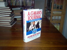A G-Man's Journal : From the Kennedy Assassination to the Oklahoma City(signed)