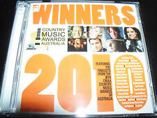 The Winners CMAA 2010 Australian Country 2 CD Ft Keith Urban James Blundell