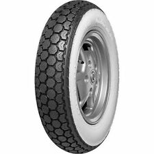 New Continental K62 Whitewall Classic Scooter Tyre 300-10 VESPA PK 125 (300/10)