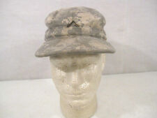 US Army Utility Patrol Cap or Hat ACU Digital Camo Pattern Size 7 3/8