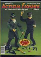Tomart's Action Figure Digest #57 Captain Action WWF wrestling figures  MBX95