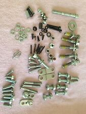 Harley Davidson BOLTS parts lot Softail Electra Glide Road glide Fatboy Touring