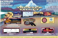 Bachmann N Scale Train Set Analog Thunder Valley 24013