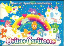 CARE BEARS STICKERS ALBUM + 11 PACKAGES ARGENTINA IN SPANISH UNUSED 2006's