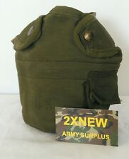 U.S. Military 1 QT Canteen Cover Pouch w/ Alice Clips 8465-00-860-0256
