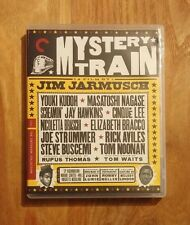 Mystery Train (1989) Like New Criterion Collection Blu-ray Jim Jarmusch