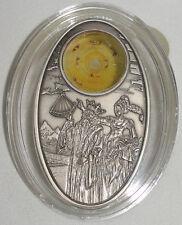 Fiji 10 Dollars Silbermünze Apocalypse III Almagest 2012