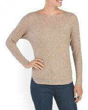 NWT $295 VINCE Wool and Cashmere Blend Boat Neck Size Xsmall Sold out!!!