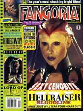 FANGORIA MAGAZINE #141 LORD OF ILLUSIONS, HIDEAWAY, THE MANGLER, OUTBREAK