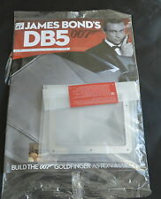 James bond 007-aston martin DB5-échelle 1:8 build-goldfinger voiture-partie 47