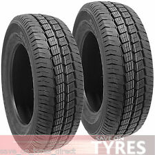 2 2256516 SUNNY 225 65 16 Van  Commercial Tyres x2 112/110 225/65 High Load